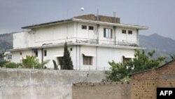 Đạn rocket đánh trúng một nơi gần khu nhà của bin Laden