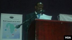Ambassador Dr. Machivenyika Mapuranga.
