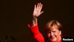 Канцлер Анґела Меркель