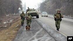 Nga đang tìm cách trấn dẹp một cuộc nổi dậy của người Hồi giáo ở vùng Caucase, phần lớn là ở Dagestan và Ingushetia