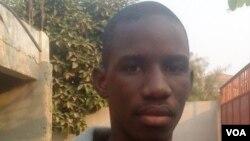 Angola Guedes Jovane Fortunato 21 anos de idade