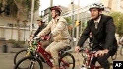 Со технологијата против сообраќајниот метеж