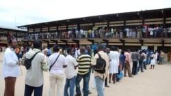 Propos recueilli par notre envoyé spécial à Libreville Idriss Fall