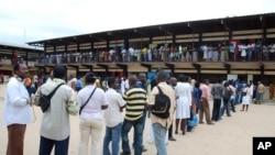 Suspense au Gabon