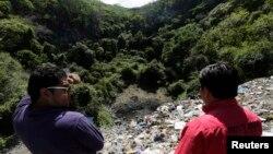 De acuerdo a la Procuraduría, hay evidencia para afirmar que sí existió un evento de fuego controlado de grandes dimensiones en el basurero de Cocula, cerca de Iguala.