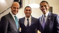 Siyavuş Dirəxti Prezident Obama ilə görüşündən danışır