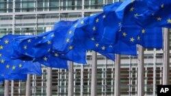 EU Commission headquarters in Brussels (File)