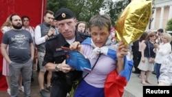 Москва, Россия. 12 июня 2019 г.