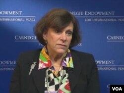 卡內基國際和平研究院總裁杰西卡‧馬修斯