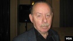 Главный редактор журнала «Звезда», писатель и историк Яков Гордин