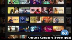 Nollywood sur Netflix.