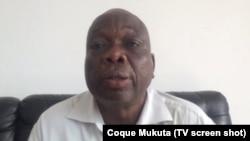 Makuta Nkondo, jornalista e ex-deputado (Angola)