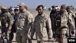 جنرال عبدالرازق د پوځي ماموریت پر وخت