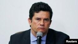 Sérgio Moro, antigo juiz brasileiro