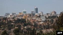 Engumba ya Kigali na mosika, Rwanda, 25 mai 2021.
