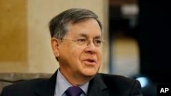 ABD Senatosu David Satterfield'ın Amerika'nin Ankara Büyükelçisi olarak atanmasını onayladı.