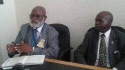 Sexotshwa uJohannes Ndanga Kunhlanganiso Yamakholwa eApostolic Christian Council