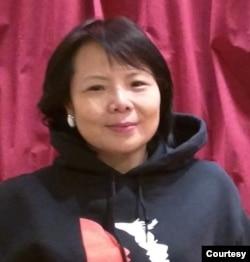 """""""中国妇权""""创始人张菁"""