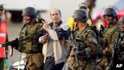 """Juvenal Palmera Pineda, más conocido como """"Simón Trinidad"""" fue extraditado a EE.UU. en 2004 y condenado a 60 años de prisión."""