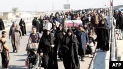 Šiitski hodočasnici u Iraku