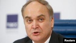 아나톨리 안토노프 러시아 국방부 부장관. (자료사진)