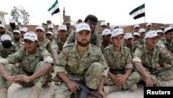 سوریه کې د فاطمیون لوا افغان جنګیالي