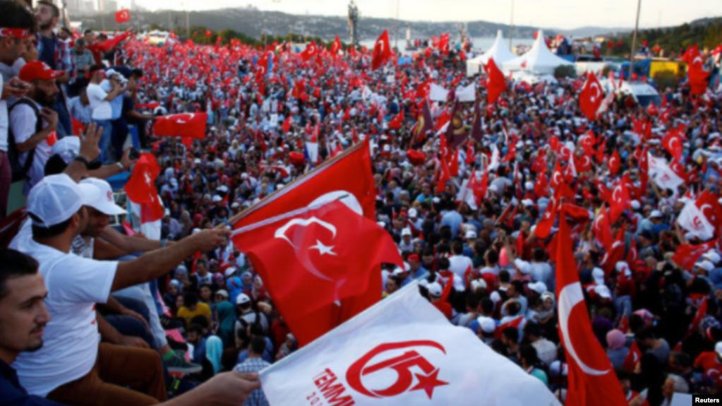 Turqia një vit pas dështimit të grushtit të shtetit
