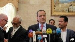 Intumwa idasanzwe ya ONU muri Yemeni Ismail Ould Cheikh Ahmed