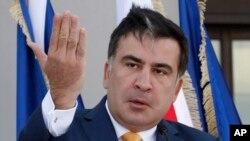 Михаила Саакашвил