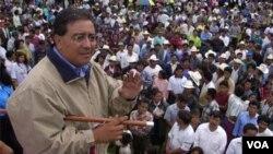 De ser declarado culpable, Salazar, ligado al partido gobernante PRI, podría cumplir una pena de prisión de seis a 24 años.