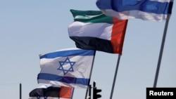 UAE - Izrael mirovni sporazum