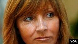 Jelena Milić, direktorka Centra za Evro-atlantske studije u Beogradu