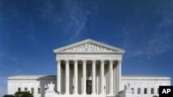 美國聯邦最高法院(資料圖片)