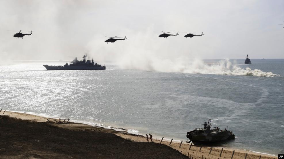 Một ủy ban của Liên Hiệp Quốc đã thông qua một dự thảo nghị quyết lên án việc Nga chiếm đóng bán đảo Crimea.