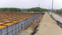 به کار اندازی دستگاه پاک سازی آب راکتورهای تاسیسات اتمی فوکوشیما