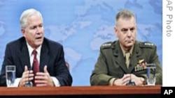 美国防部长称可能向阿增派部队