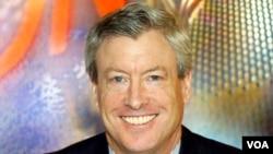 VOA Director David S. Jackson (2002-2006)