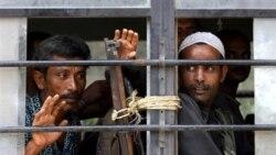 پاکستان ٤۸ ماهيگير هندی را به اتهام صيد غيرقانونی در آب های پاکستان بازداشت کرد