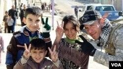 Malgré la destruction causée par la guerre, les habitants de Mossoul accueillent favorablement l'opération lancée contre Daech.