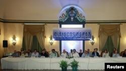 El anuncio sobre el cese el fuego definitivo entre el Gobierno colombiano y las FARC será anunciado el jueves, 23 de junio de 2016, en La Habana, Cuba.