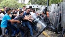 Venezuela: Estudiantes educación