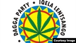 The official emblem of the Dagga Party (Courtesy Dagga Party)