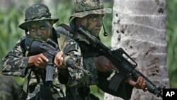 Los grupos de operaciones especiales para acción inmediata estarían integrados por 14 infantes de marina.