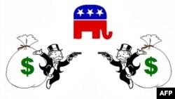 Politik eylem komitelerinden iki parti de yararlanıyor, kaybeden ise demokrasi