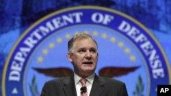 美国国防部副部长威廉.林恩资料照