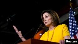 Antes de que el Congreso se fuera de vacaciones, los legisladores aprobaron por amplio margen un proyecto de ley para la frontera con 4.600 millones de dólares que el presidente Donald Trump promulgó.