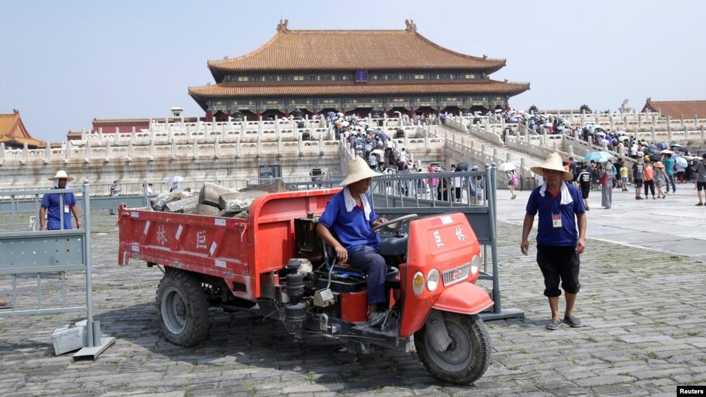 亲历者讲述中国最惠国论战:贸易与人权之争