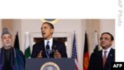 Обама назвал переговоры с лидерами Афганистана и Пакистана «чрезвычайно продуктивными»