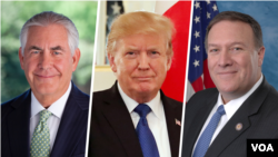 Tillerson Out, Pompeo In