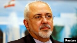 FILE - Iran's Foreign Minister Mohammad Javad Zarif.